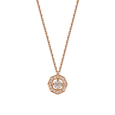 Colar Monseo Portuguese Story Diamantes