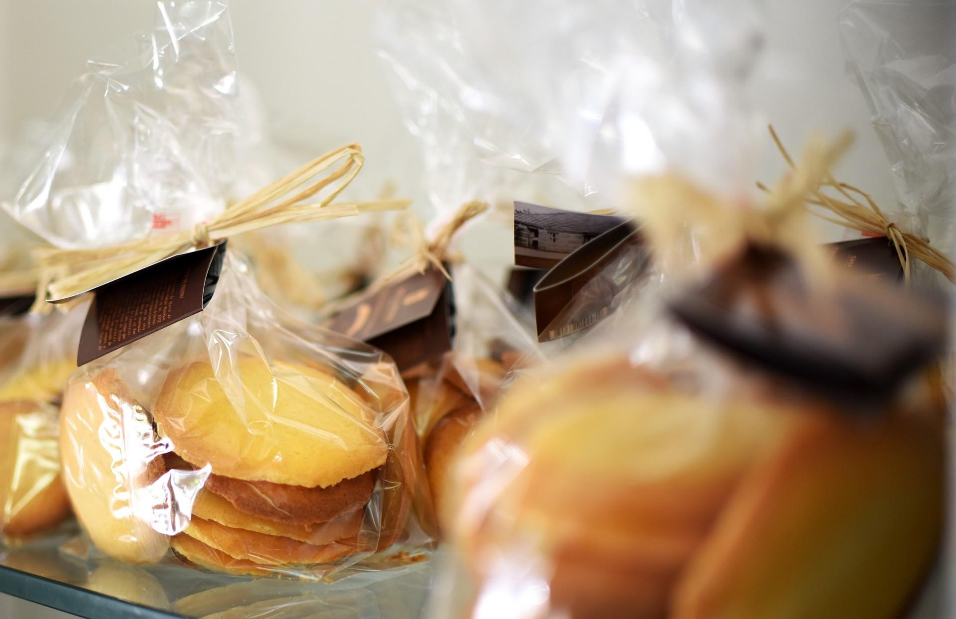 Biscoitos de Côco 190g | Doces do Freixo - Casa dos Lenteirões