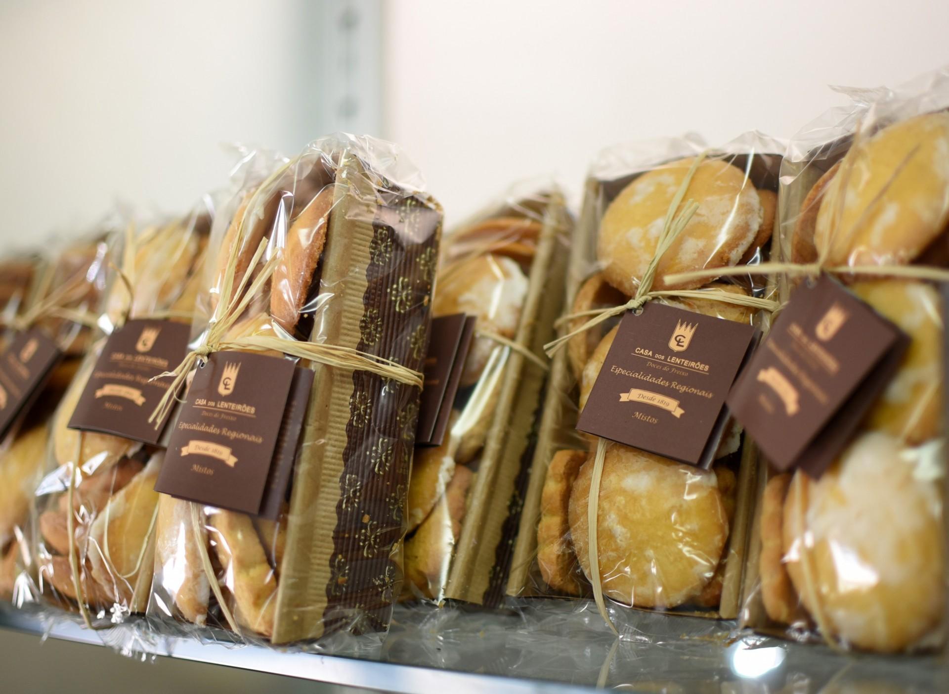 Biscoitos Mistos 190g | Doces do Freixo - Casa dos Lenteirões