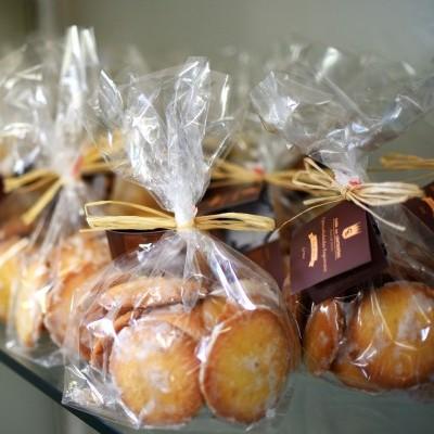 Biscoitos de Gema 190g | Doces do Freixo - Casa dos Lenteirões