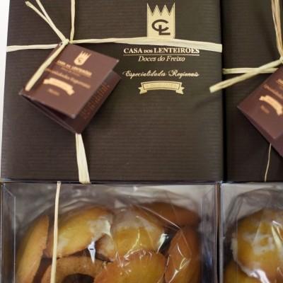 Biscoitos Mistos 390g | Doces do Freixo - Casa dos Lenteirões