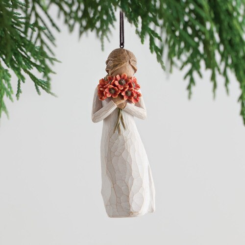 Surrounded By Love - Ornament