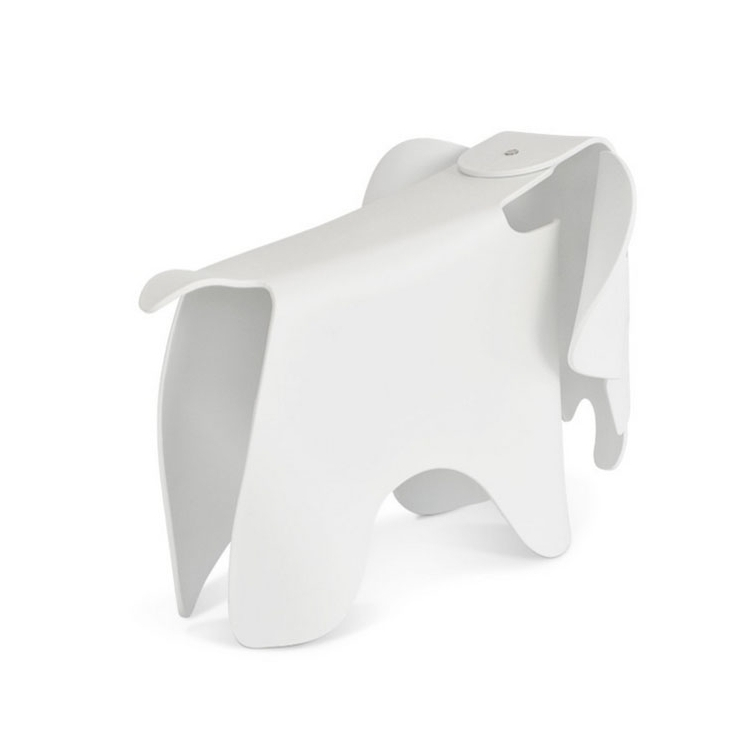 Tamborete Elephant Branco