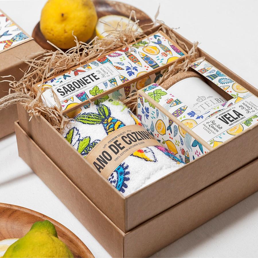 Gift Set Castelbel Sardinha