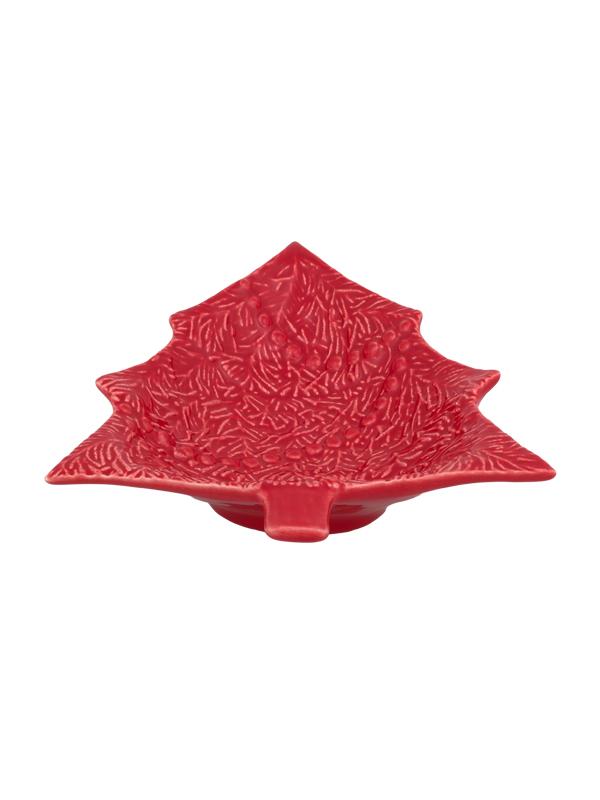Taça Árvore de Natal 27,5 Vermelho