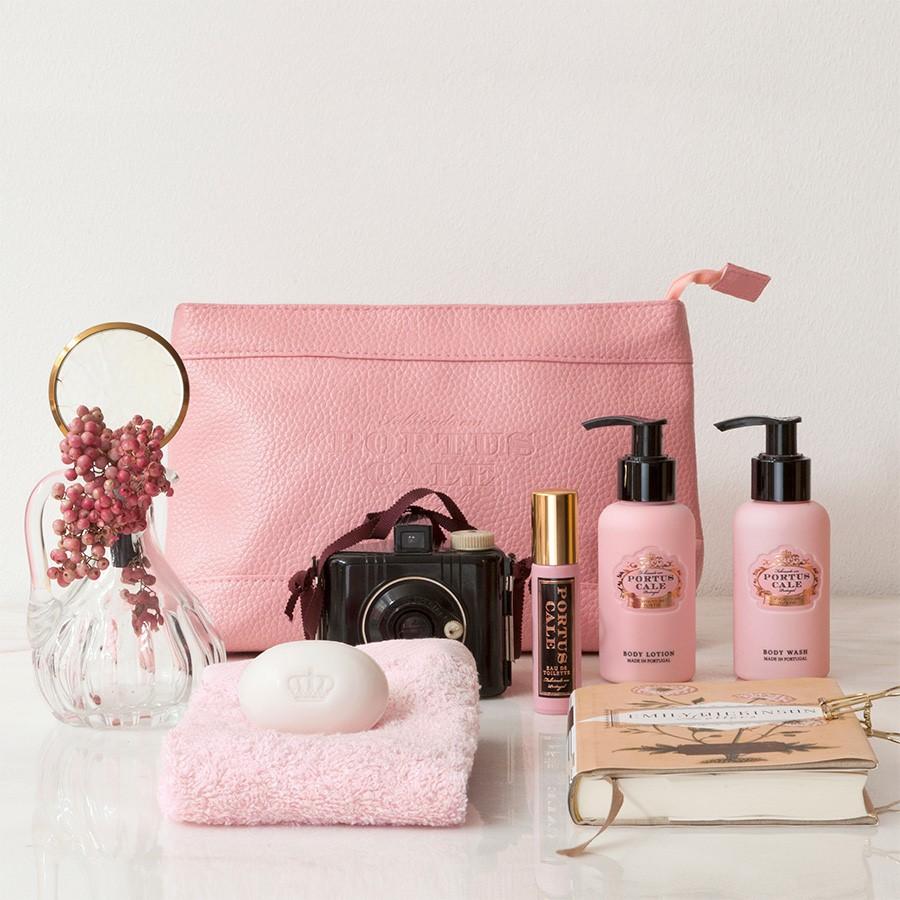 Travel Set- Portus Cale Rose Blush