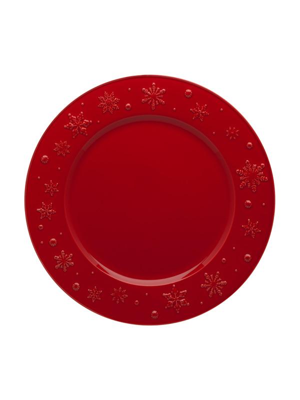 Prato Marcador 34 Vermelho