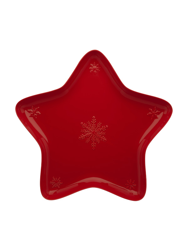 Taça estrela 45 Vermelho