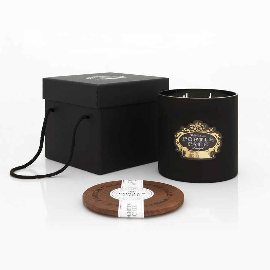 Vela 1.400g - Portus Cale Ruby Red Four Wick