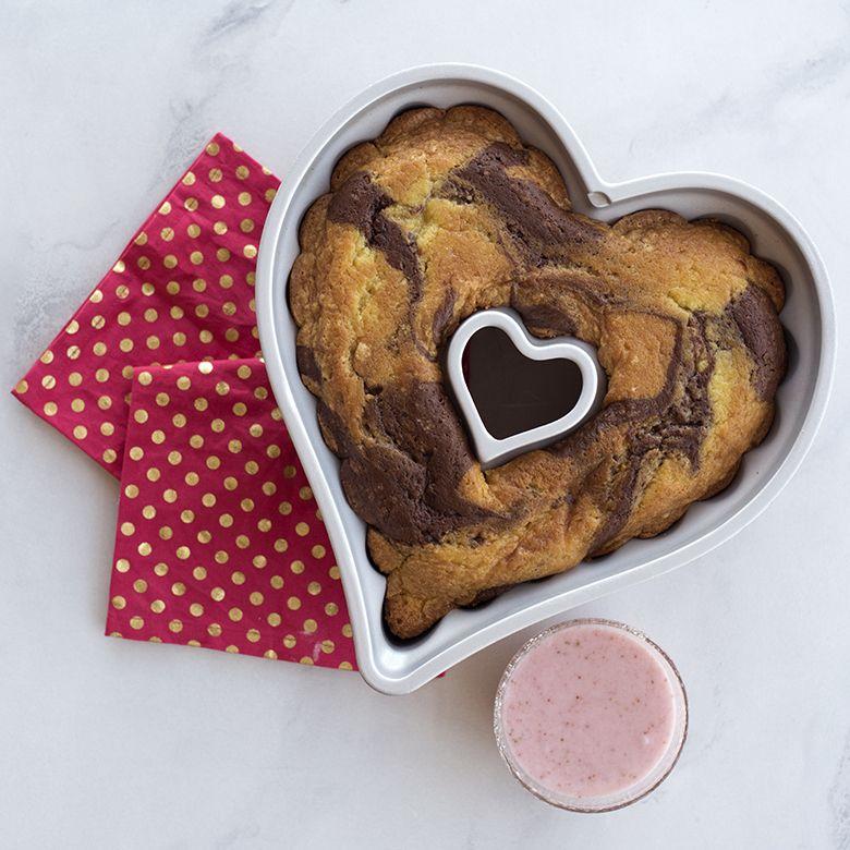 Forma Elegant Heart Bundt Pan