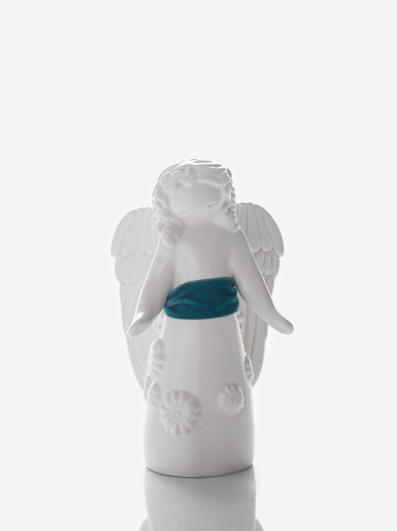 Anjo da Guarda Branco