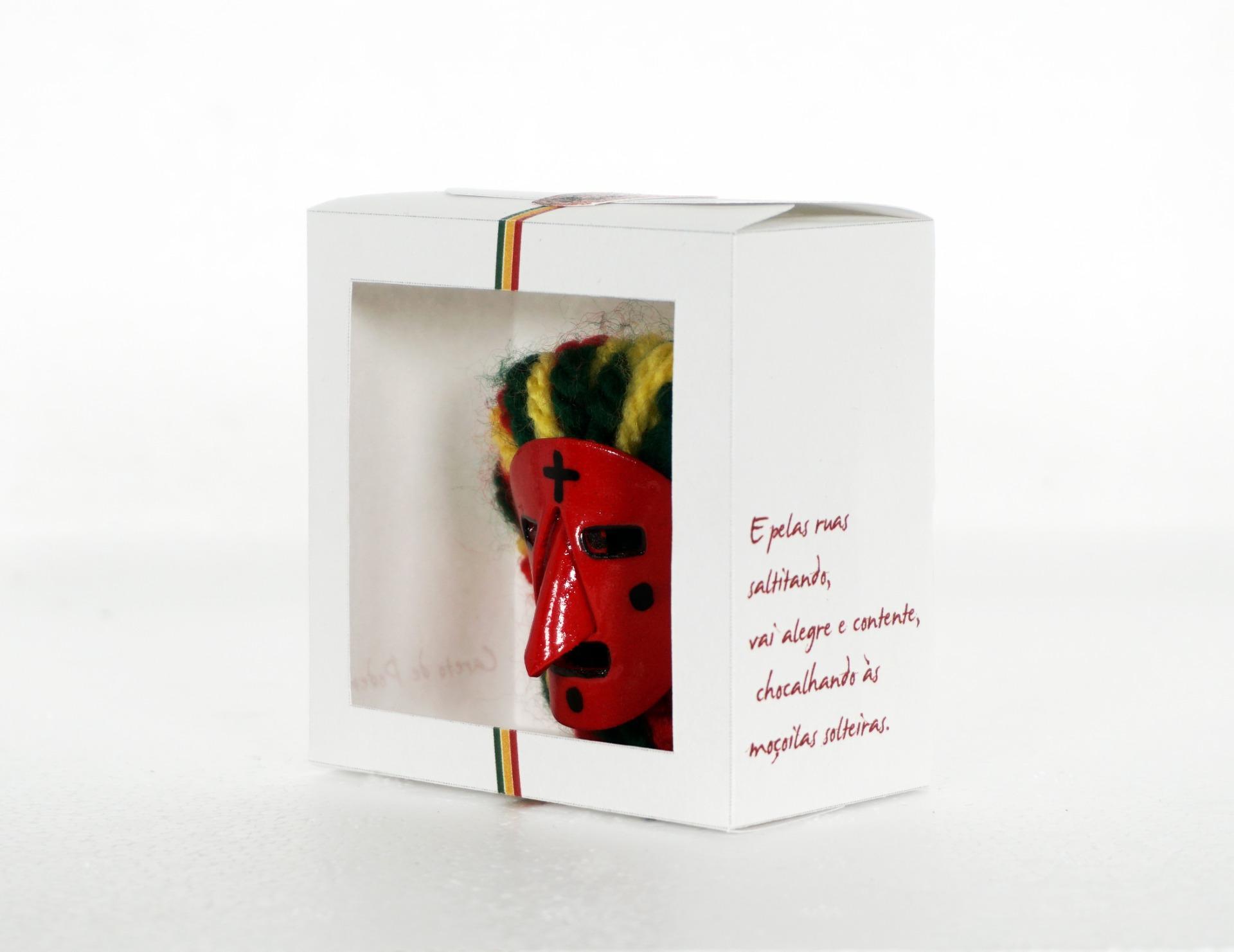 Iman Careto Roseta c/caixa