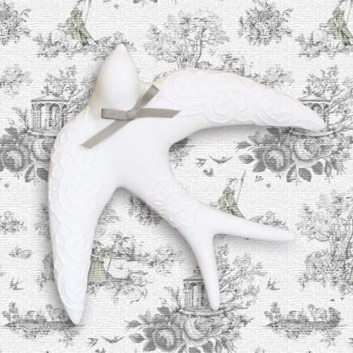 Decoração perfumada Andorinha - Modelo grande - Astrée