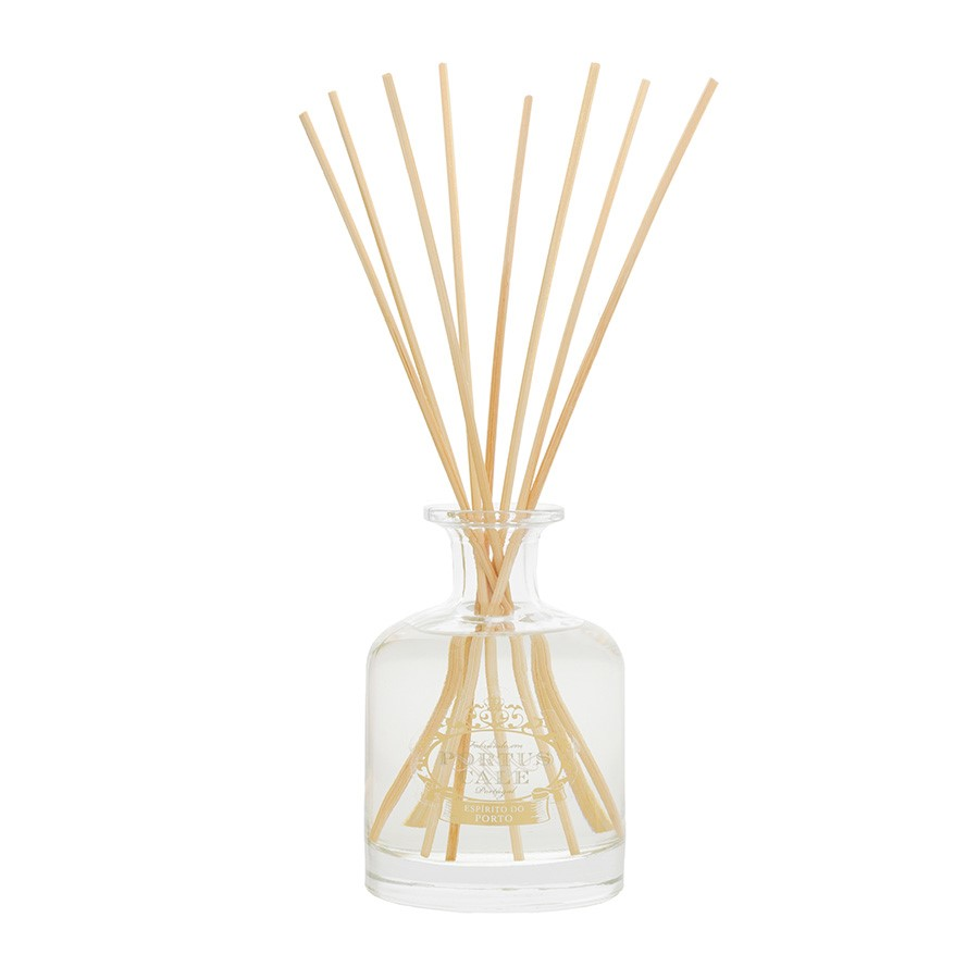 PC Clear Glass 2L Diffuser Bottle + Natural Reeds