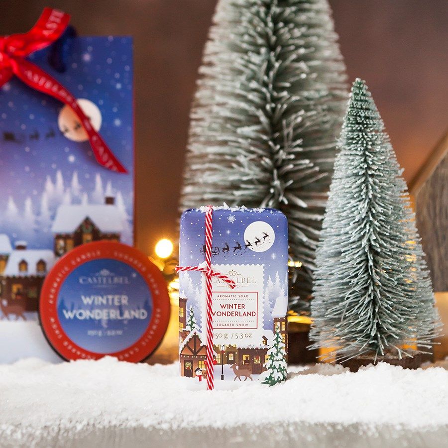 Conjunto Castelbel Winter Wonderland