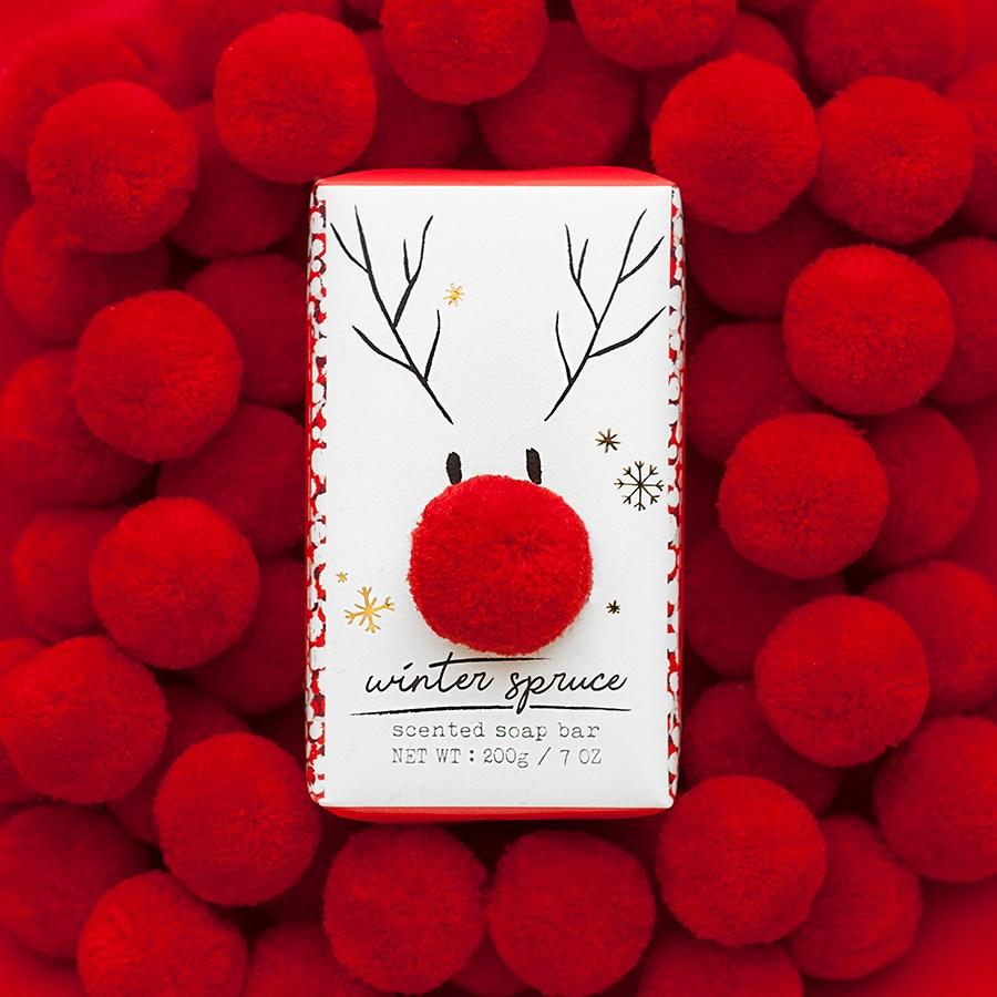 Sabonete Castelbel Winter Fun Winter Spruce 200g