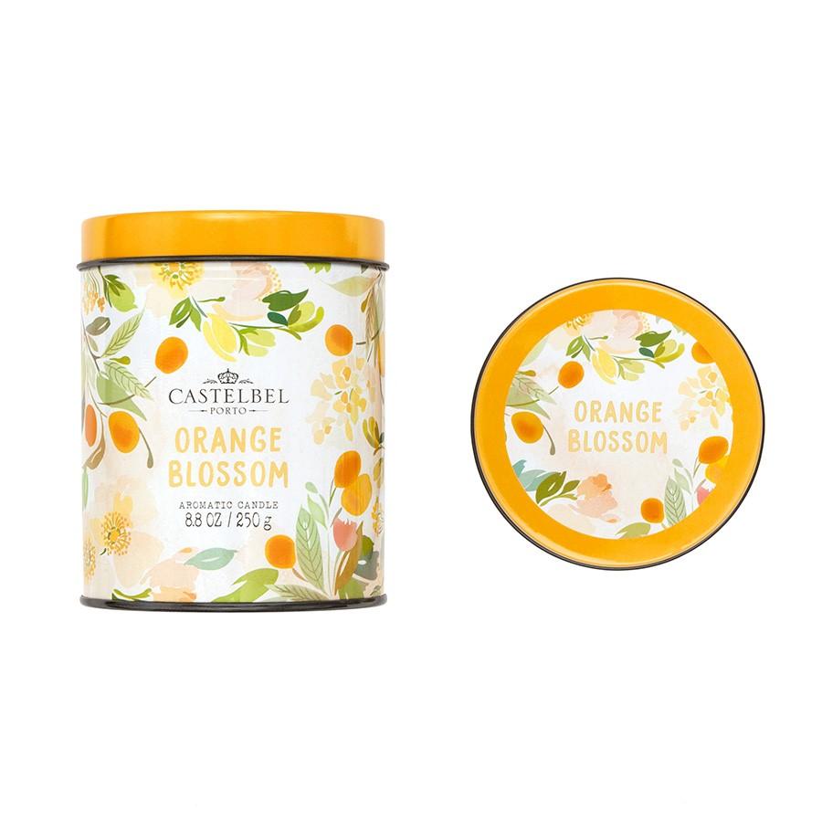 Vela - Castelbel Fruits&Flowers Orange Blossom