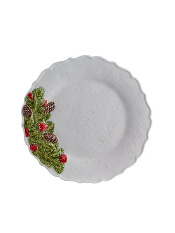 Prato Raso 29,5 - Coroa de Natal