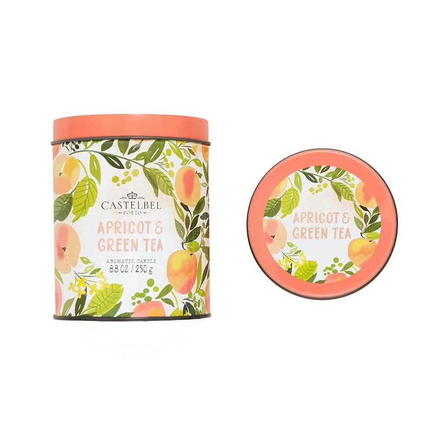 Vela - Fruits&flowers Apricot&Green Tea