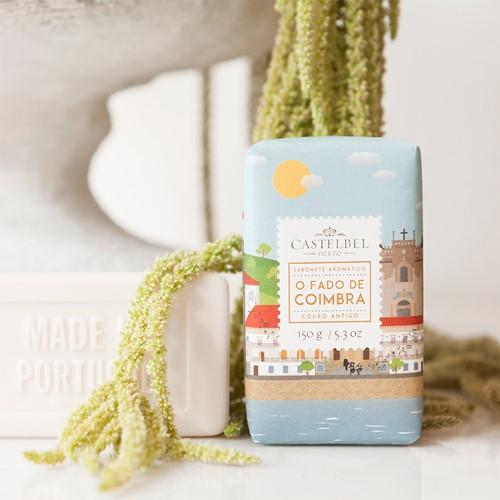 Soap Castelbel O Fado de Coimbra 150g