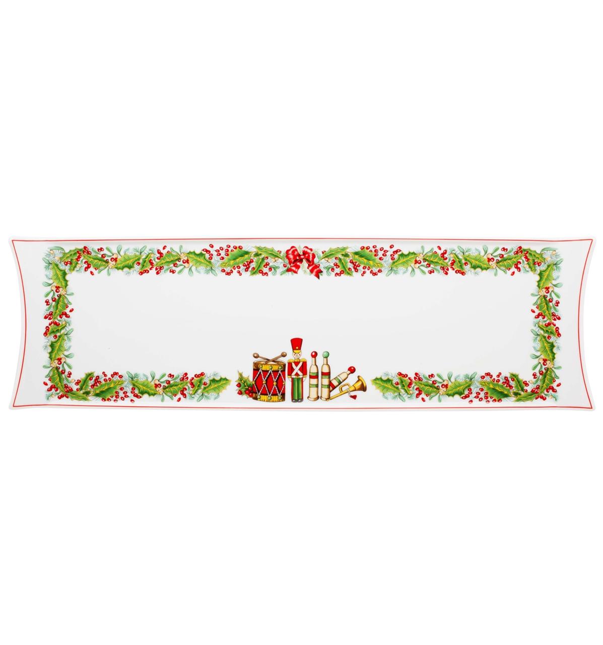 Bandeja Retangular - Christmas Magic
