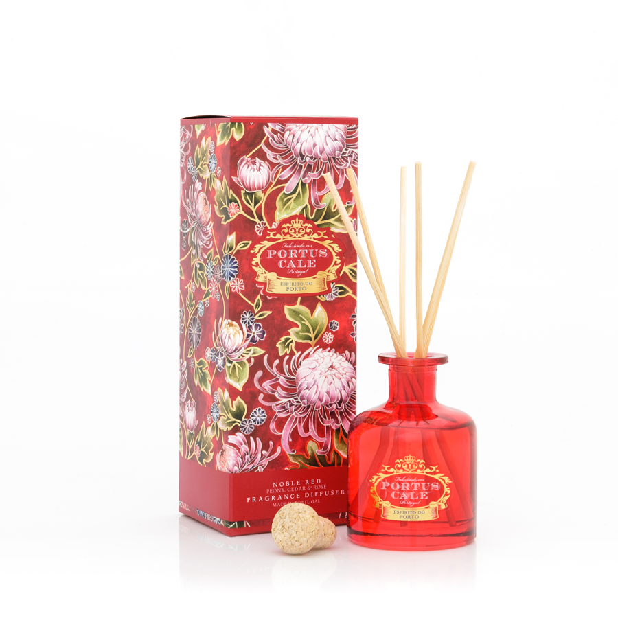 Difusor Portus Cale Noble Red 100ml
