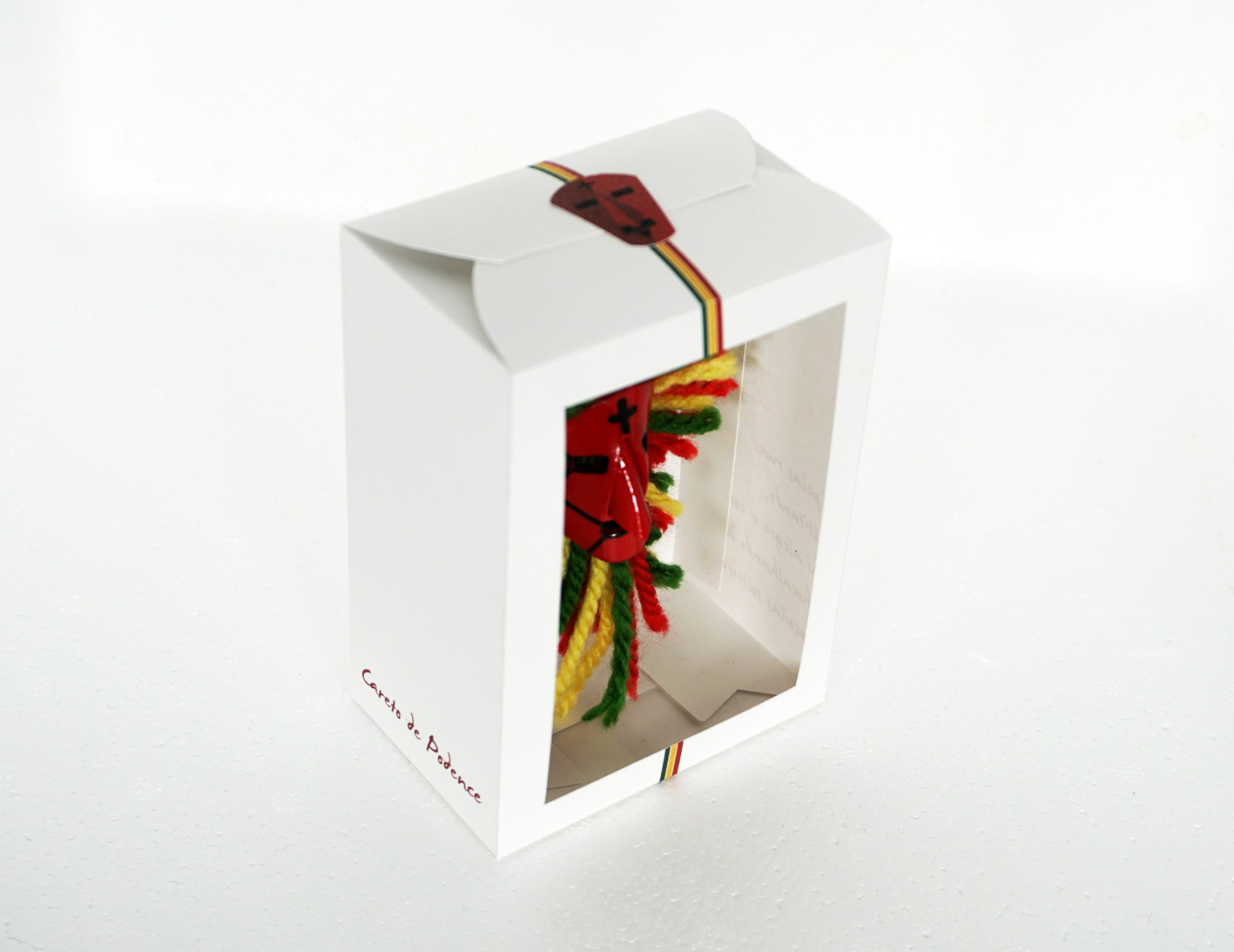 Iman  Careto c/caixa