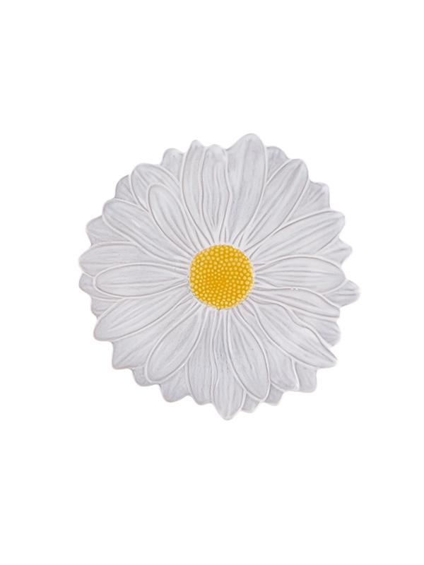 Prato 23 Margarida Branco/Amarelo
