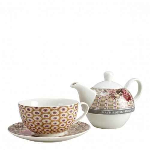 Bule de Chá - Madame de Montespan