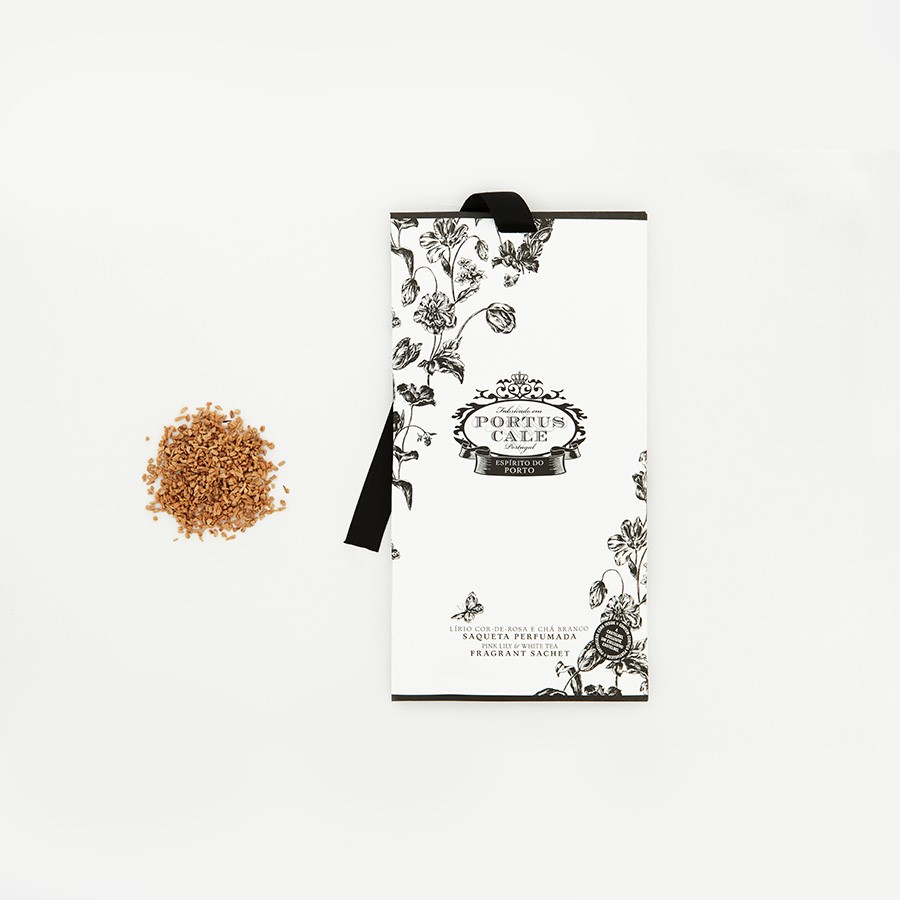 Sachet - Portus Cale Floral Toile