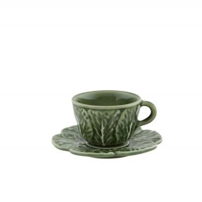 Chávena café c/ pires Natural - Couve