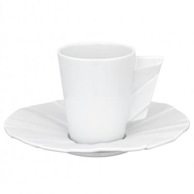 Chávena Café com Pires Matrix