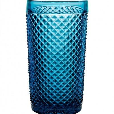 Pack 4 Copos Altos Azul