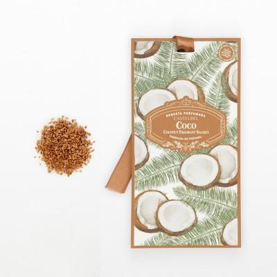 Sachet - Castelbel Coconut