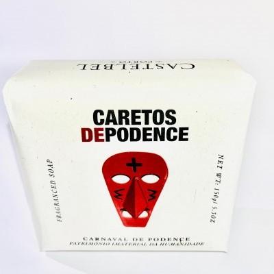 Sabonete Quadrado 150g Caretos de Podence 2