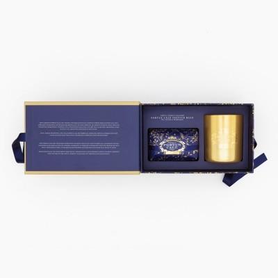 Portus Cale Festive Blue Candle & Soap