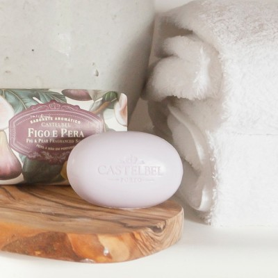 Soap  Castelbel Fig&Pear 150g