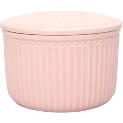 Frasco Alice pale pink small