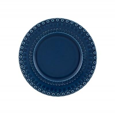 Prato Fruta 22 Azul - Fantasia