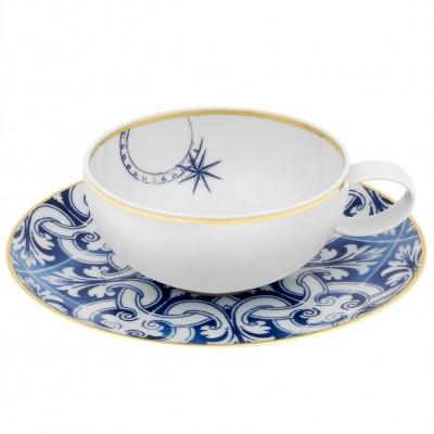 Chávena Chá c/ Pires Transatlântica