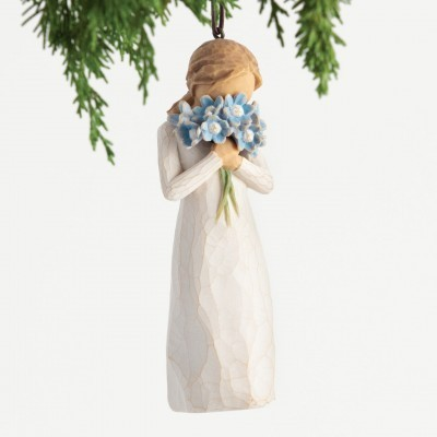 Forget-Me-Not - Ornament