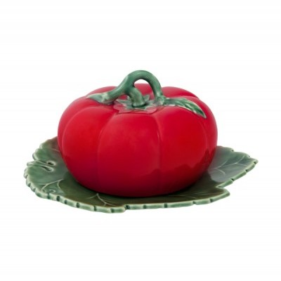 Manteigueira - Tomate