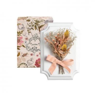 Pequeno Bouquet de parede Cabinet des Merveilles - Pêssego