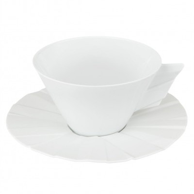 Matrix -Chávena Chá com Pires