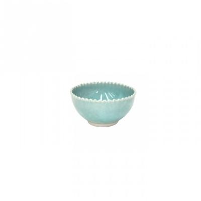 Taça Sopa/Fruta/Cereais 16cm, Pearl Aqua - Turquesa Craquelê