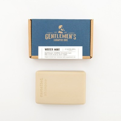 Shampoo Bar  Castelbel Traveller Water Mint Gentlemen´s 180g