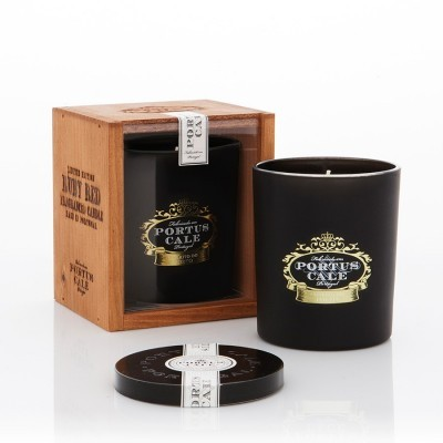 Candle - Portus Cale Ruby Red