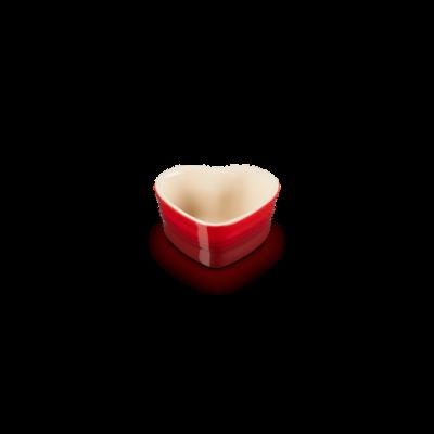 Ramequin Coração Vermelho