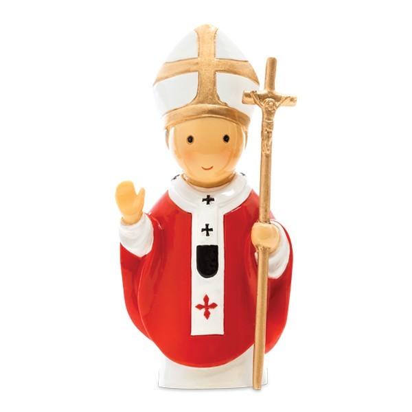 """Figura """"Santo Papa João Paulo II"""" Little Drops of Water"""
