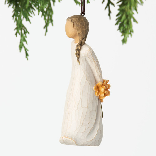"Figura de pendurar ""Para Ti!"" Willow Tree"